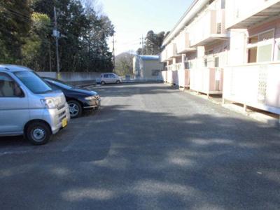 【駐車場】シティうばら