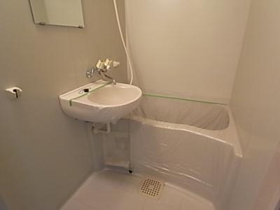 【浴室】ローズコート諏訪山