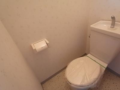 【トイレ】ローズコート諏訪山