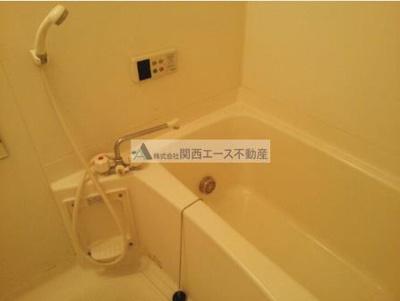 【浴室】バンブースクエアー