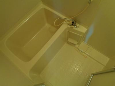 【浴室】湯里マンション