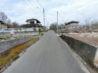 【その他】韮崎市穂坂町76坪土地
