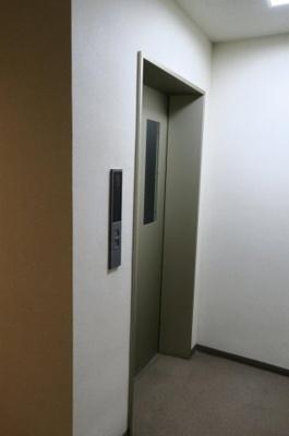 クレアール赤坂 エレベーターホール