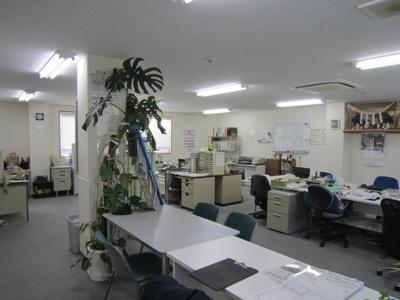 湘南台5丁目 1棟売 事務所