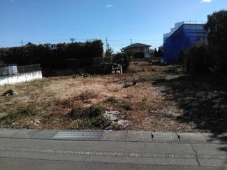 【外観】高崎市沖町売地