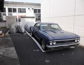 【駐車場】石川ビルディング