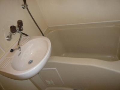 【浴室】東洋プラザ今福