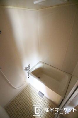 【浴室】板倉コーポラス B
