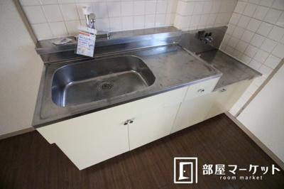 【キッチン】板倉コーポラス B