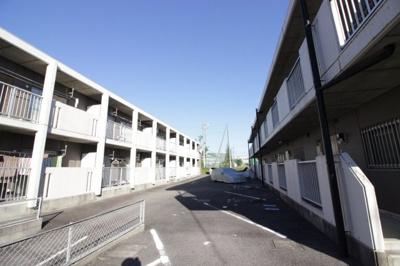 【駐車場】板倉コーポラス B