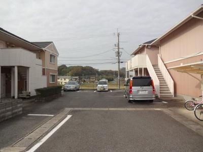 【駐車場】フレグランス北神戸E