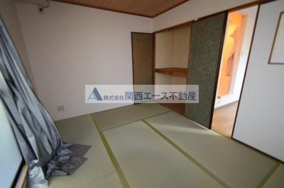 【寝室】中野パーソナルマンション