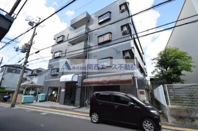 【外観】中野パーソナルマンション