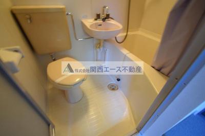 【浴室】中野パーソナルマンション