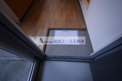 【玄関】中野パーソナルマンション