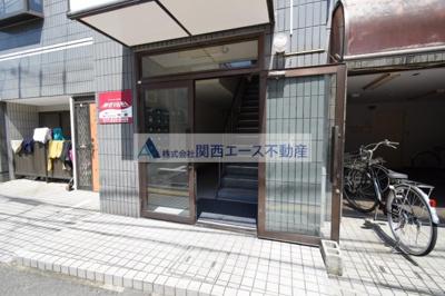 【エントランス】中野パーソナルマンション