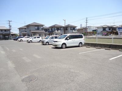 【駐車場】サン・オーレ川口