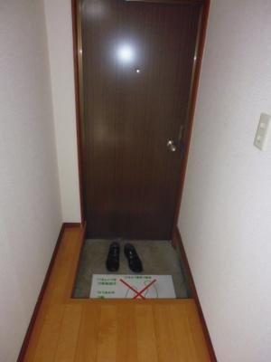 【玄関】むさしのハウス