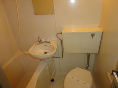 【浴室】むさしのハウス