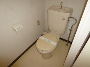 【トイレ】サンハイツサワヒラ