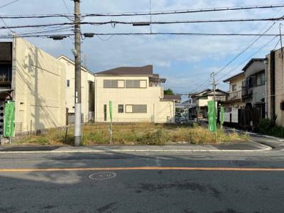JR阪和線『堺市』駅まで徒歩7分♪現況更地です♪