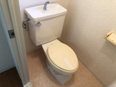 【トイレ】サンハイツOKA 株式会社Roots