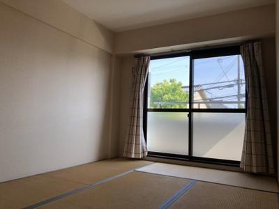 【寝室】サンハイツOKA 株式会社Roots