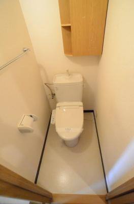 【トイレ】ヴェルビラージュ