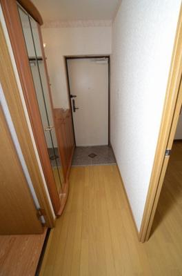 【玄関】ヴェルビラージュ