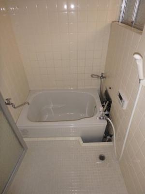 【浴室】コーポ中村