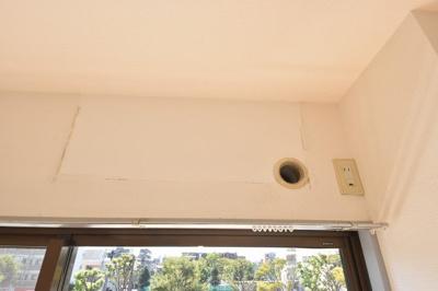 入居時新品エアコン設置予定