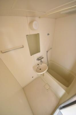 【浴室】ロッシェプレイン