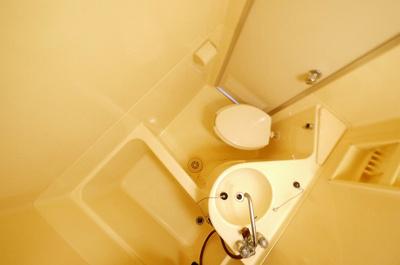 【浴室】ハイツキャンパス