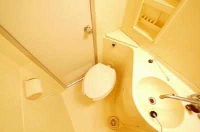 【トイレ】ハイツキャンパス
