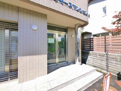 【エントランス】国際レディースマンション