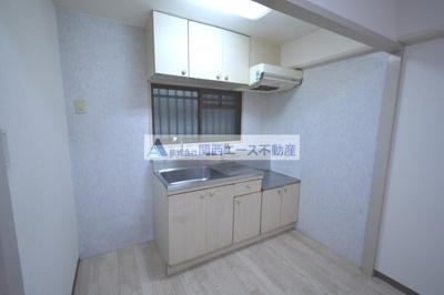 【キッチン】メゾンK・E