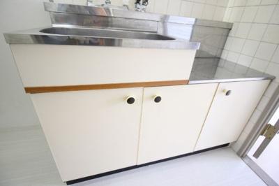 【キッチン】さわらびマンション