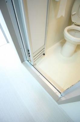 【トイレ】さわらびマンション