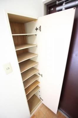【玄関】さわらびマンション