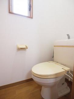 【トイレ】渚ハイツ なぎさりと