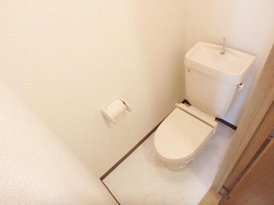 【トイレ】半田ビレッジ9号棟