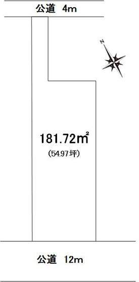 【土地図】大工町2丁目土地