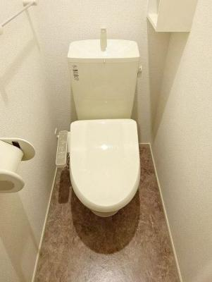 【トイレ】メープル昭島