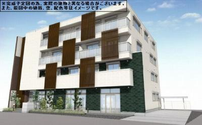 積水ハウス施工の新築シャーメゾン!
