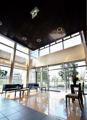 【エントランス】Dグラフォート清澄白河 12階 平成20年築 リ フォーム済
