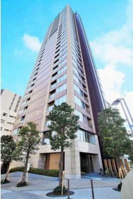 【外観】Dグラフォート清澄白河 12階 平成20年築 リ フォーム済