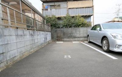 【駐車場】フクイハイツ