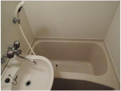 【浴室】フクイハイツ