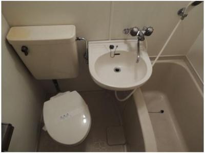 【トイレ】フクイハイツ