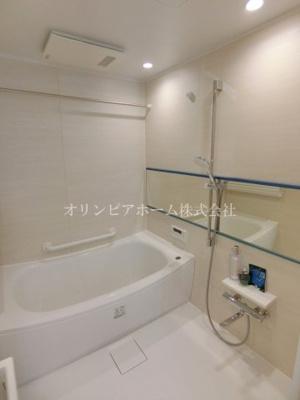 【浴室】マイキャッスル南砂 4階 角 部屋1999年築 リ フォーム済